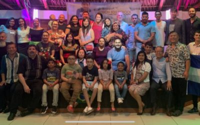 Terminando la escuela misionera